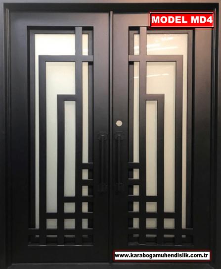 Ferforje bina giriş kapıları, her gün defalarca girip çıktığınız, apartmanınızın değişmez unsurlarından biridir.