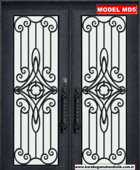 Ferforje Kapılar, Ferforje Bina Giriş Kapısı, Ferforje Apartman Kapısı, Ferforje Kapı Modelleri, Özel İmalatlı Kapılar, Ferforje Villa Kapıları, Kapı