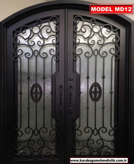 Ferforje bina kapıları binalarınızın çehresini değiştirecek mükemmel kapılardır. Ferforje kapıları çok farklı seçeneklerde sunulur.