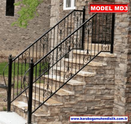 Ferforje merdiven korkuluğu üreten firmamız, özel mülkler, çok katlı villalar, kişinin yada kurumun özel alanları için yüzde yüz el işçiliği ile üretilir.